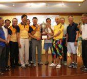 การแข่งขันกอล์ฟประเพณี THAI TRAVEL INDUSTRY TOURNAMENT (T.T.I.T.) ครั้งที่ 57 ณ สนามกอล์ฟ เดอะ รอยัล กอล์ฟ แอนด์ คันทรี คลับ จ. สมุทรปราการ