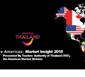 The Americas: market Insight 2018 Presented By Tourism Authority of Thailand (TAT), the Americas Market Division
