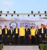 """นักท่องเที่ยวจีนคึกคัก….รัฐบาลจัดเลี้ยงรับขวัญด้วยข้าวเหนียวมะม่วงจานใหญ่ที่สุดในโลก จาก Guinness World Records ในโครงการ """"WE CARE ABOUT YOU"""""""