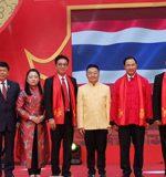 งานเทศกาลตรุษจีนประเทศไทยประจำปี 2562