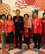 กิจกรรมเทศกาลตรุษจีน ต้อนรับผู้โดยสารชาวจีน