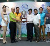 การแข่งขัน กอล์ฟประเพณี 3 หน่วยงาน สมาคมไทยธุรกิจการท่องเที่ยว (ATTA) การท่องเที่ยวแห่งประเทศไทย (TAT) และสมาคมโรงแรมไทย (THA) ครั้งที่ 55